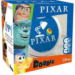 Dobble Card Game - Pixar Edition