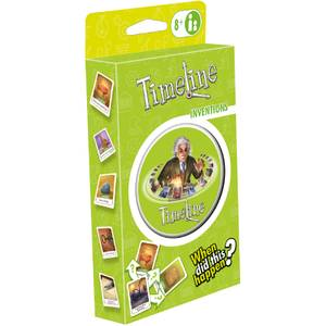 Timeline Card Game - Inventions Edition
