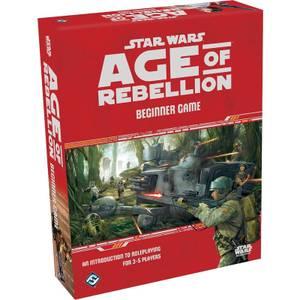 Star Wars: Age of Rebellion Beginner Board Game
