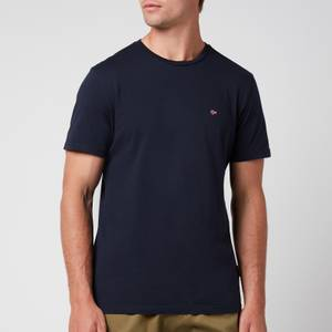 Napapijri Men's Salis Crewneck T-Shirt - Blu Marine