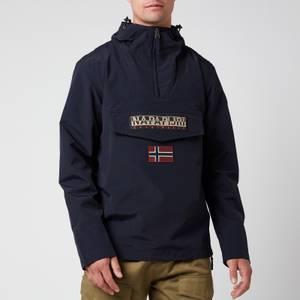 Napapijri Men's Rainforest M Sum 2 Jacket - Blu Marine