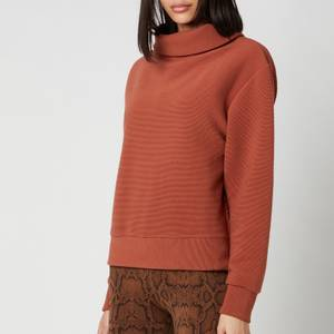 Varley Women's Simon 2.0 Jumper - Brown Patina