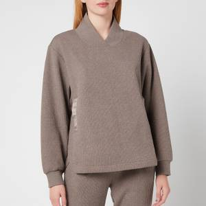Varley Women's Ellington Jumper - Mink Marl