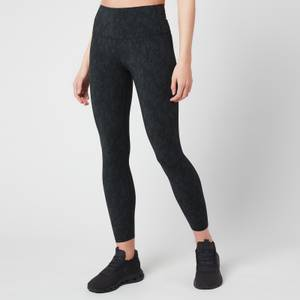 "Varley Women's Luna 25"" Leggings - Mono Feather"