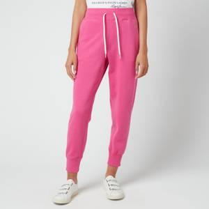 Polo Ralph Lauren Women's Logo Sweatpants - Peony