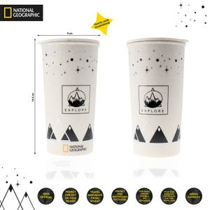 National Geographic Travel Mug
