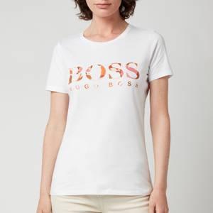 BOSS Women's Etiboss1 T-Shirt - White