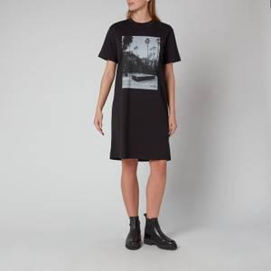 BOSS Women's Enchy T-Shirt Dress - Black