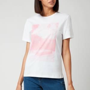BOSS Women's Eima1 T-Shirt - Natural