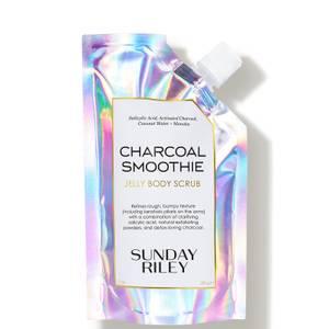 Sunday Riley Charcoal Smoothie Jelly Body Scrub 7 oz.