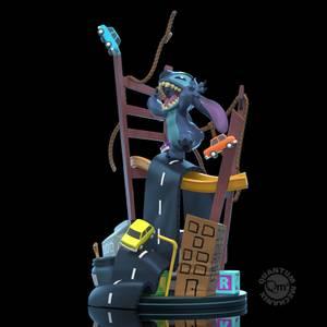Quantum Mechanix Lilo & Stitch Stitch x San Francisco Q-Fig Max Elite