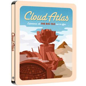 Cloud Atlas - Steelbook Sci-fi Destination Series #5 - Exclusivité Zavvi