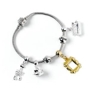 Friends Charm & Bracelet Set