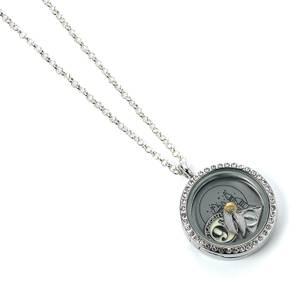 Harry Potter Floating Charm Locket Necklace