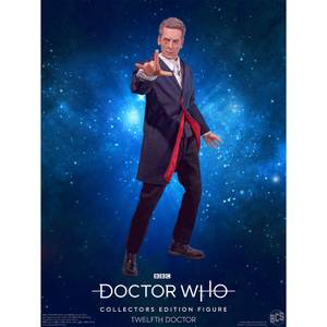 Figurine Doctor Who 12ème Docteur - Edition Collector - Echelle 1:6 Scale - Exclusivité Zavvi