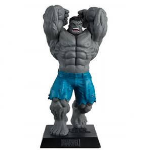 Eaglemoss Marvel Grey Hulk Deluxe 6 Inch Scale Figure