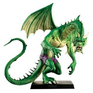 Eaglemoss Marvel Fin Fang Foom Deluxe 6 Inch Scale Figure