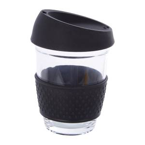 Mimo Glass Travel Mug - Black