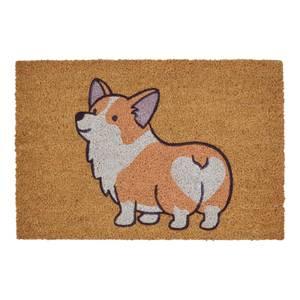 Corgi Doormat