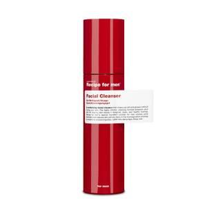 Recipe for men Facial Cleanser and Facial Moisturizer