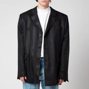 Martine Rose Men's Everton Jacket - Black
