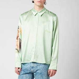 Martine Rose Men's Bonbon Shirt - Pastel Green