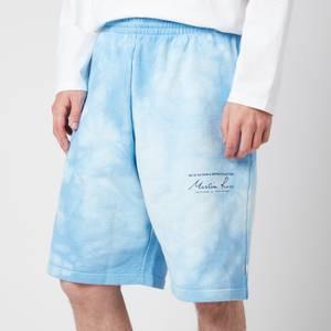 Martine Rose Men's Barambo Shorts - Light Blue