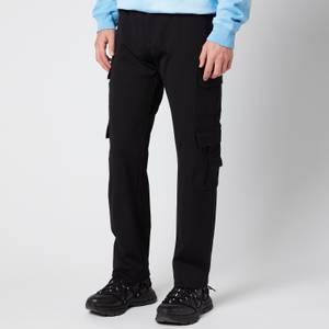 Martine Rose Men's Grow Trousers - Black