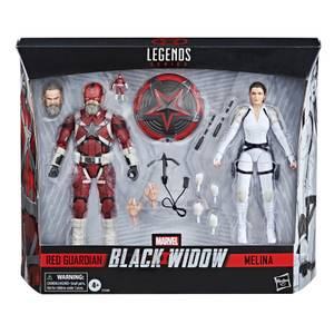Hasbro Marvel Legends Series Red Guardian & Melina Vostkoff 2-Pack