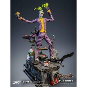Silver Fox Collectibles Batman Arkham Knight Joker 1/8 Scale Statue