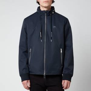 Armani Exchange Men's Blouson Jacket - Navy