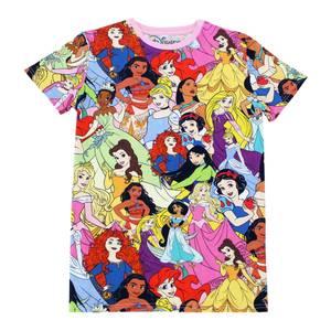 Cakeworthy Disney Princess AOP T-Shirt