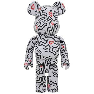 Medicom Keith Haring 8 1000% Be@rbrick
