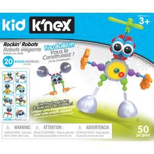 Kid K'nex - Rockin' Robots Building Set