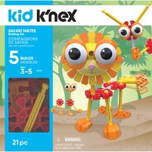 Kid K'nex - Safari Mates Building Set
