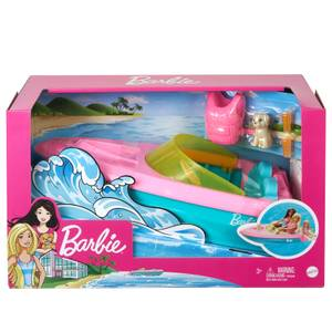 Barbie Boat Playset