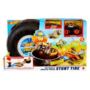 Hot Wheels - Mt Stunt Tyre Playset