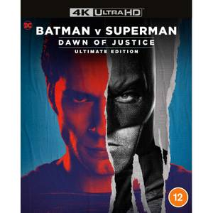 Batman v Superman : L'Aube de la Justice Remasterisé - 4K Ultra HD
