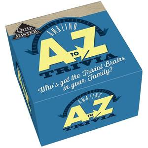 QuizMaster - A to Z Trivia Game