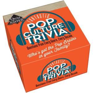QuizMaster - Pop Culture Trivia Game