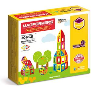 Magformers - My First Magformers Magnetic Building Set (30pc)