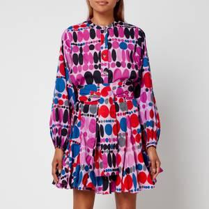 Rhode Women's Emma Dress - Purple Dots