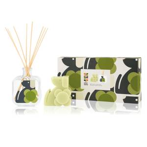 Orla Kiely Candle and Diffuser Set