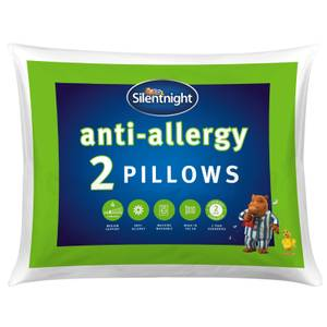 Silentnight Anti-allergy Pillow Pair