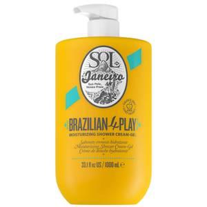 Sol de Janeiro Brazilian 4Play Moisturizing Shower Cream-Gel 1000ml