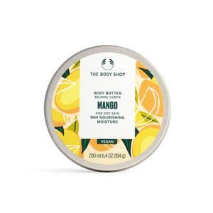 The Body Shop Body Butter Mango