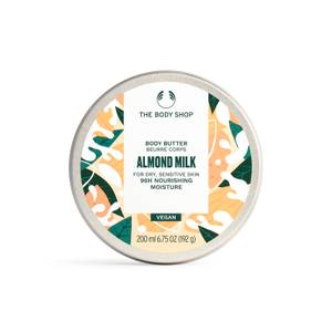 The Body Shop Body Butter Almond Milk