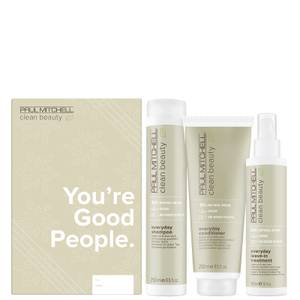 Paul Mitchell Clean Beauty Everyday Trio Kit (Worth $119.00)