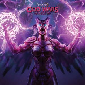 Laced Records - RuneScape: God Wars Dungeon (Original Soundtrack) 2xLP (Swirl)