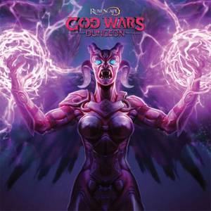 Laced Records - RuneScape: God Wars Dungeon (Bande son originale) 2xLP (Swirl)
